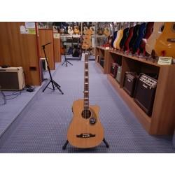 Kingman Bass SCE con case Fender