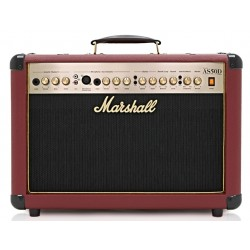 AS50D blood red combo LTD Marshall