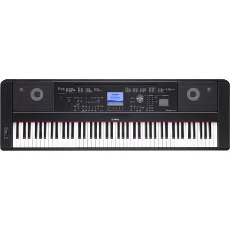 Yamaha DGX-660B digital piano