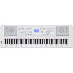 Yamaha DGX-660WH digital piano