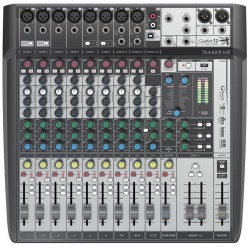 Signature 12MTK Mixer 12 ingressi Soundcraft