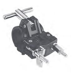 PAKL1845-SP clamp per aste per rack batteria Dixon