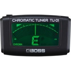 Boss TU01 Chromatic Tuner