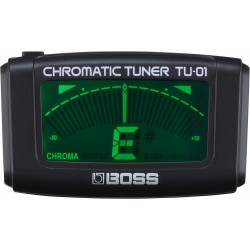 TU-01 Chromatic Tuner Boss
