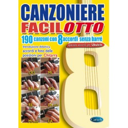 ML3440 Canzoniere Facilotto
