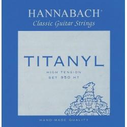 Hannabach Corde per chitarra classica serie 950