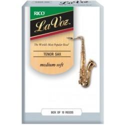 La Voz Ance Sax Tenore Medium Soft