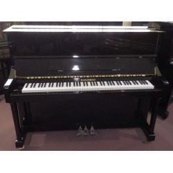 Hausmann HU-121E pianoforte verticale nero lucido
