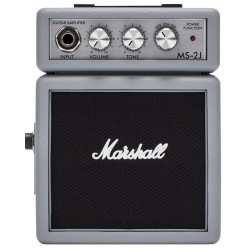 MS-2J Micro Amp Silver Jubilee Marshall