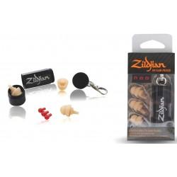Tappi per orecchie in silicone ipoallergenico Zildjian