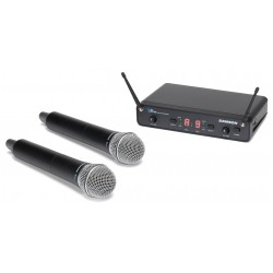 Samson CONCERT 288 UHF Dual Handheld System