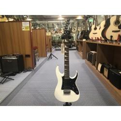 GRGM21-WH  mikro chitarra elettrica con borsa Ibanez