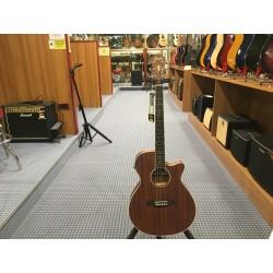 Ibanez AEG8EMH-OPN chitarra acustica elettrificata