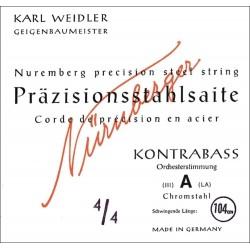 Nürnberger corde per contrabbasso Präzision orchesterstimmung