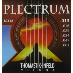 AC 113 Serie Plectrum muta per chitarra acustica Thomastik-Infeld