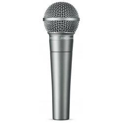 SM58 50th Anniversary Edition microfono dinamico cardioide Shure