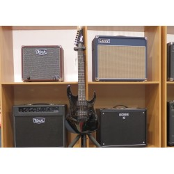GRG7221-BKN 7 corde chitarra elettrica Ibanez