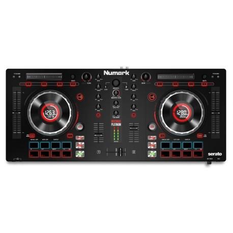 Mixtrack Platinum console MIDI per DJ Numark