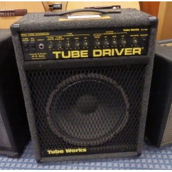 TD-752 Tube Driver ampli usato Tube Works