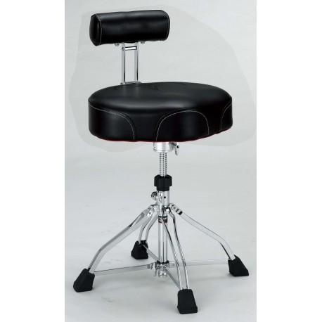 Sgabello Con Schienale Per Batteria.Tama Ht741b 1st Chair Ergo Rider Seggiolino Con Schienale Strumenti Musicali Marino Baldacci