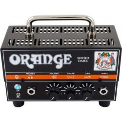 Micro Dark testata chitarra elettrica Orange