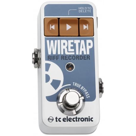 Wiretap Riff Recorder TC Electronic