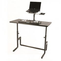 QuikLok DJ233 supporto workstation per tastiera o mixer