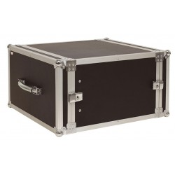 Rockcase RC24006B Rack Case Eco 6 Unità