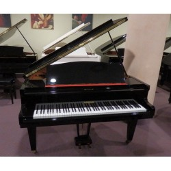W.Hoffmann Pianoforte ½ coda usato colore nero