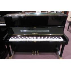 U1 pianoforte verticale usato nero Yamaha