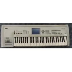 Korg Triton 61 tastiera usata
