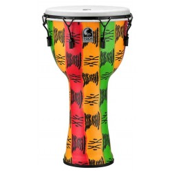 TF2DM-14SB Djembe Freestyle II Mechanically Tuned Toca