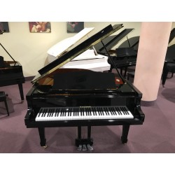 HG-152E grand piano nero W.Hausmann