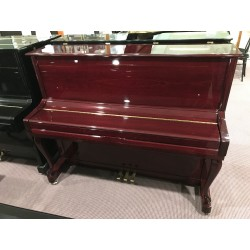 AC-122D pianoforte verticale mogano lucido W.Hausmann