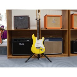 Mi.Lor MLR chitarra elettrica gialla