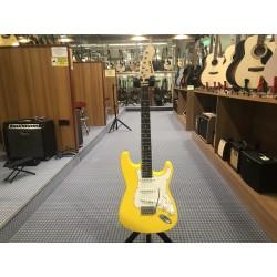 MLR chitarra elettrica gialla Mi.Lor
