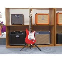 MLR chitarra elettrica rossa Mi.Lor