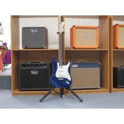 Mi.Lor MLR chitarra elettrica blu