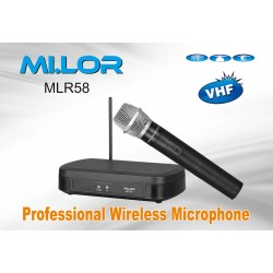 Mi.Lor MLR58 radiomicrofono 178.75 Mhz