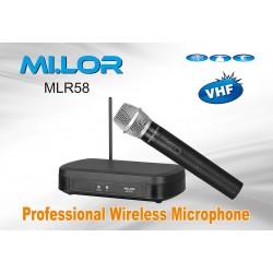 MLR58 radiomicrofono 186.6 Mhz Mi.Lor