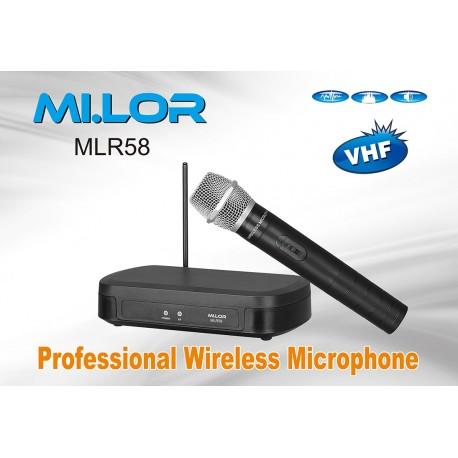 Mi.Lor MLR58 radiomicrofono 186.6 Mhz
