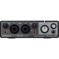 USB scheda audio Roland