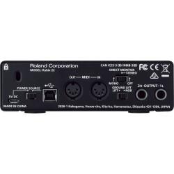 Roland USB scheda audio
