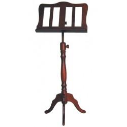 Leggio da orchestra in legno stile barocco