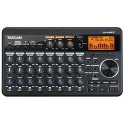 Tascam DP-008EX multitraccia portatile digitale a 8 tracce