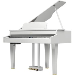GP607-PW Grand Piano digitale Roland