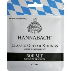 Hannabach Corde per chitarra classica Serie 500