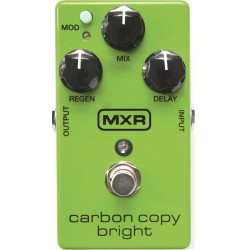 MXR M-269 SE Carbon Copy Bright Delay effetto per chitarra Dunlop