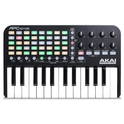 APC KEY 25 controller Akai Professional