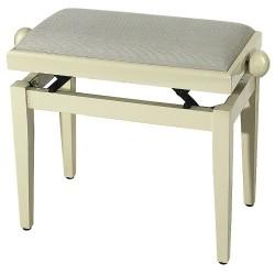 GewaPure FX panca bianca satinata seduta sedile bianco